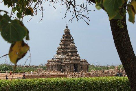 Mahabalipuram near Chennai
