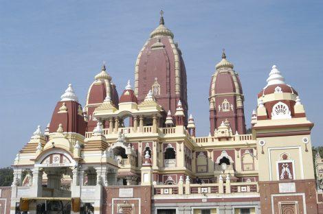 Laxmi Narayan Temple in Delhi