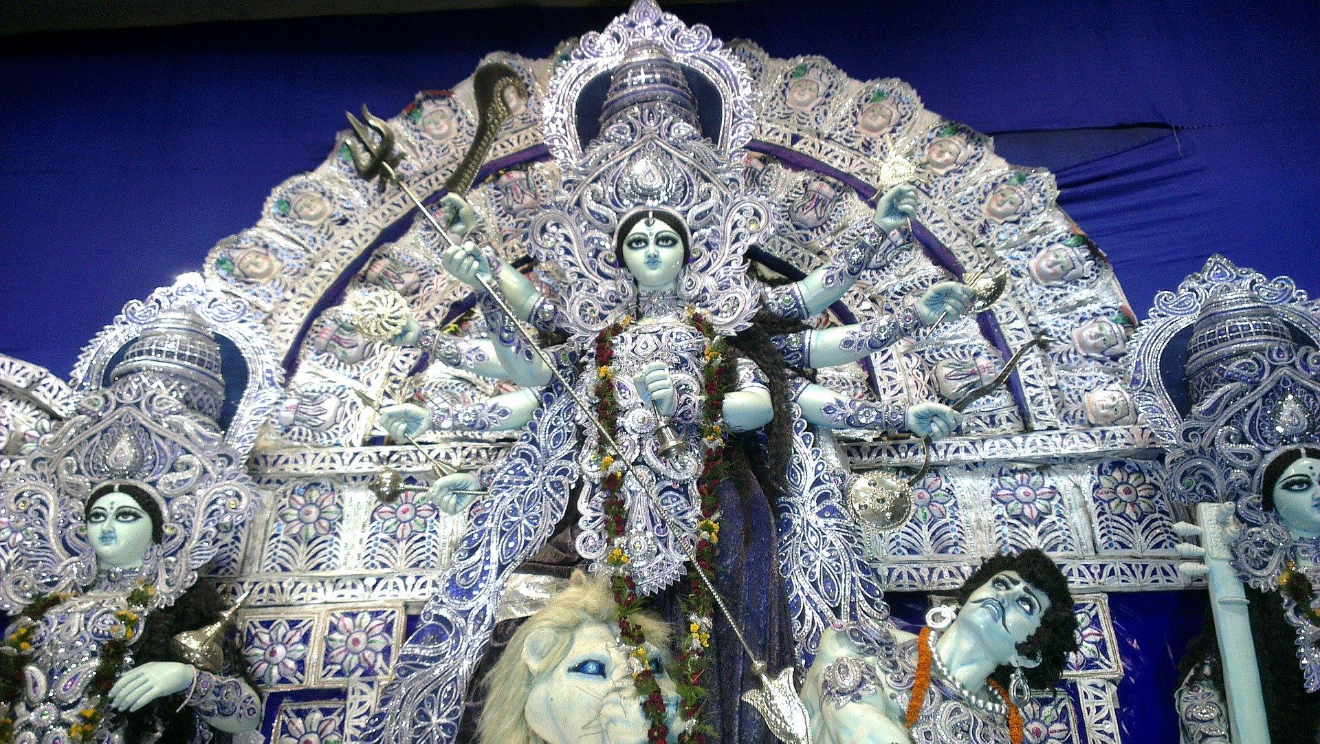 Durga Puja Festival in Kolkata
