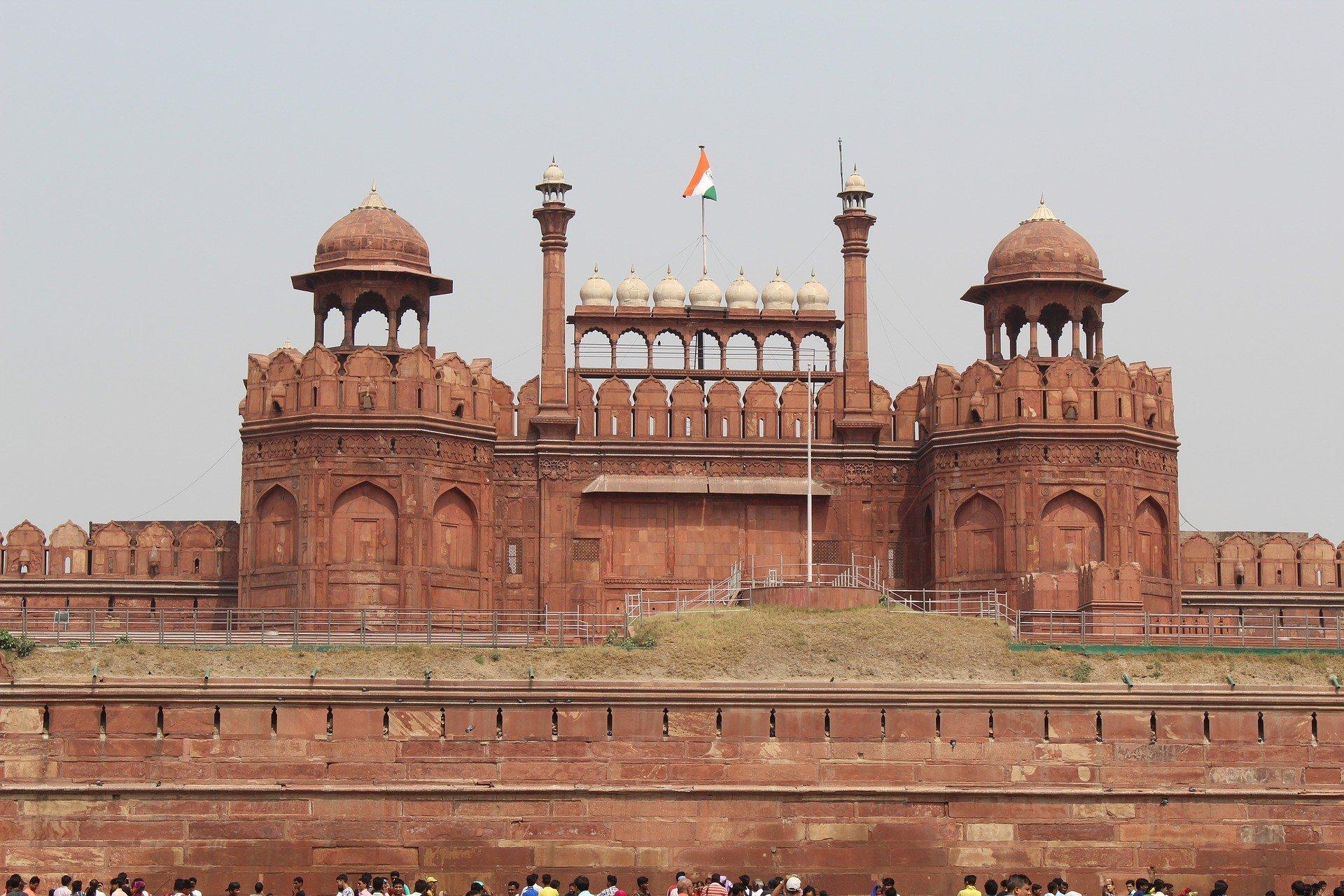 Red Fort in Delhi
