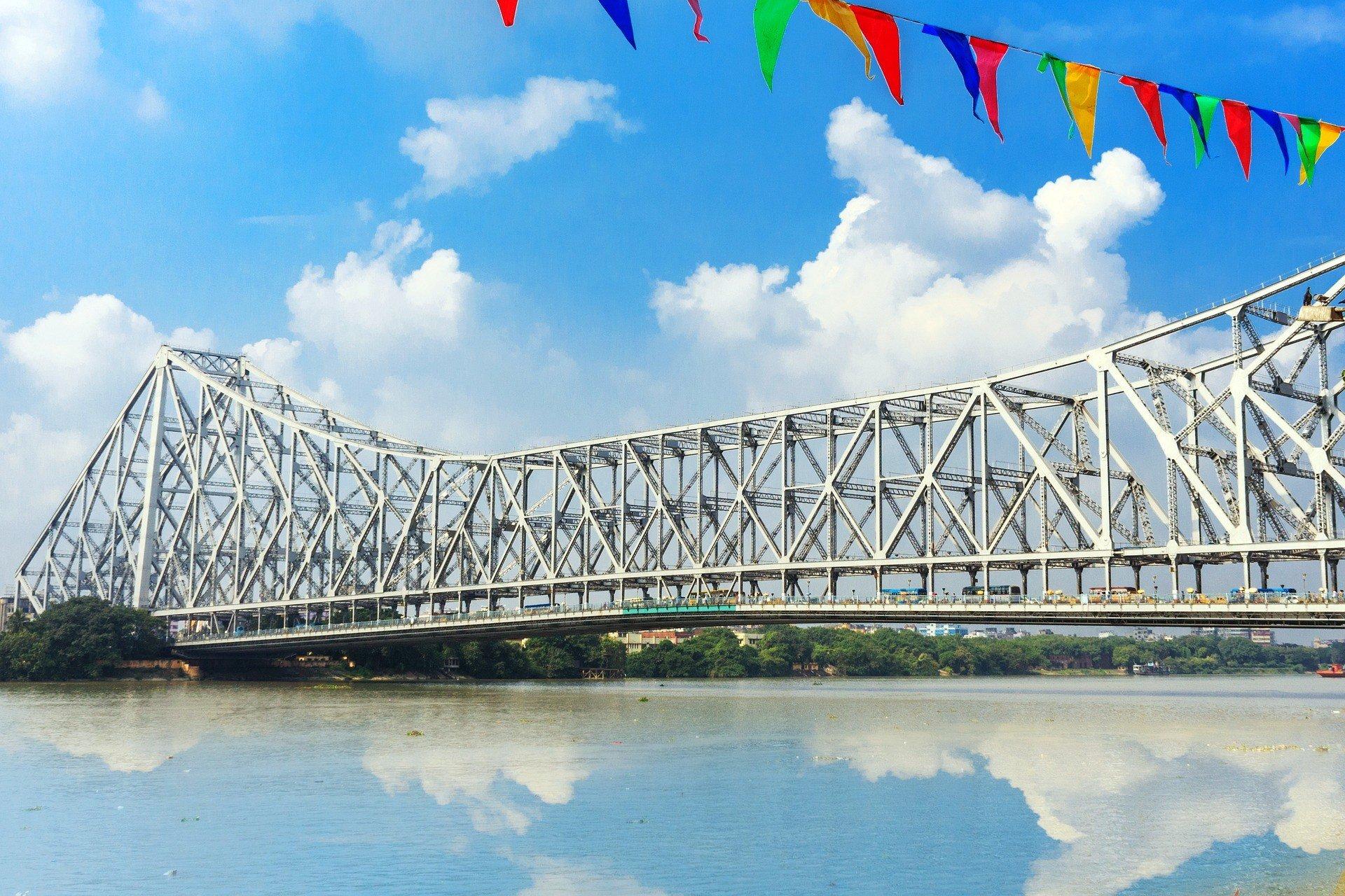 Howrah Bridge in Kolkata