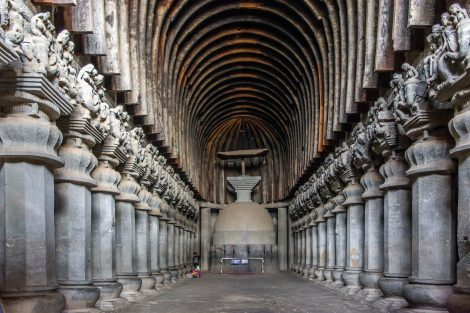 Bedse Caves in Pune