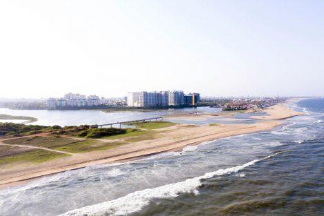 Beach in Chennai
