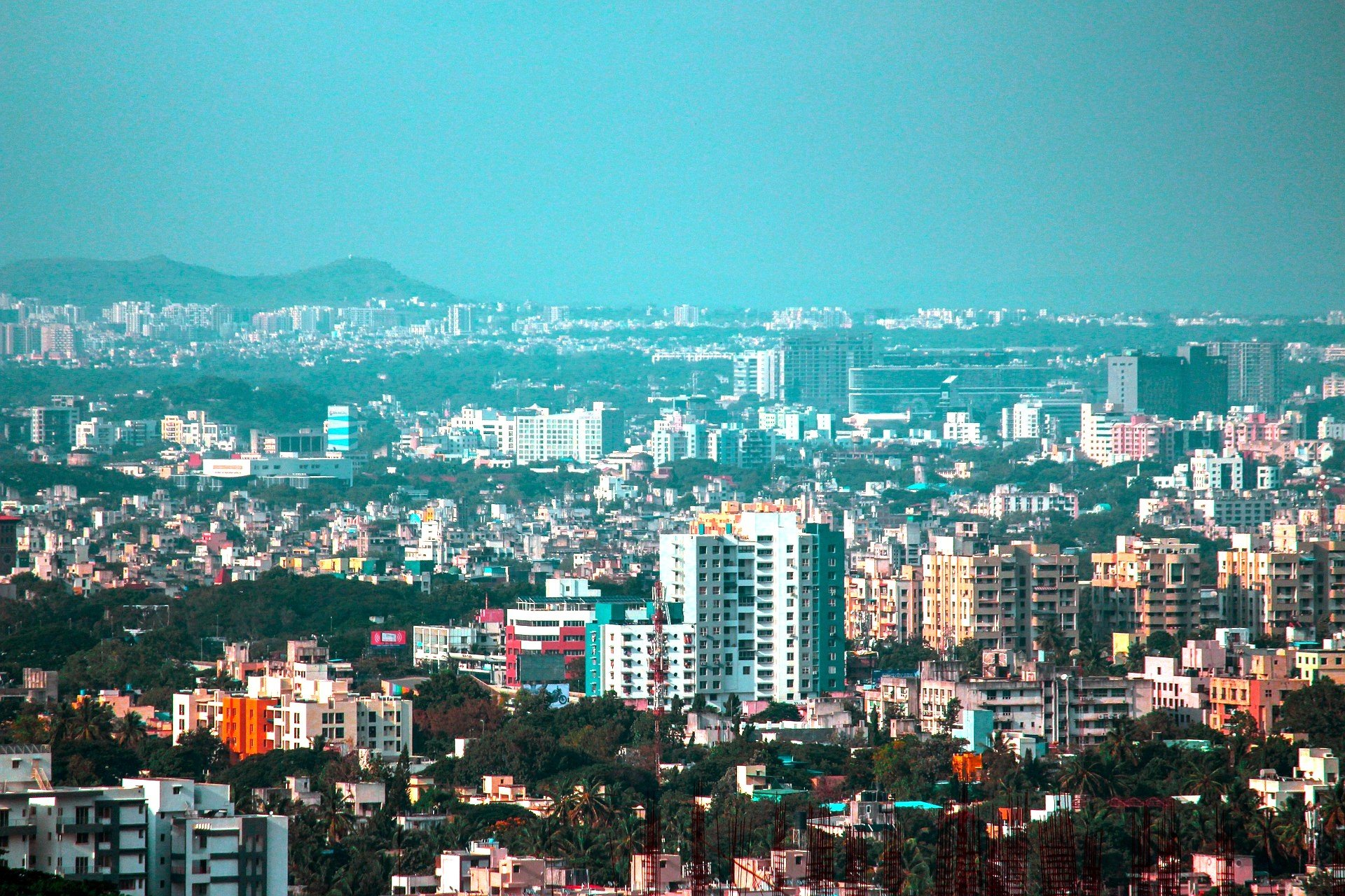 Pune is one of India's biggest cities