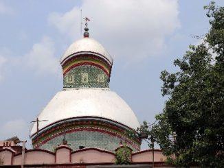 Kalighat Kali Temple in Kolkata