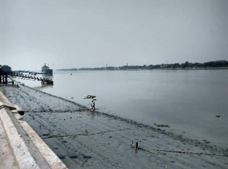 Hooghly River in Kolkata