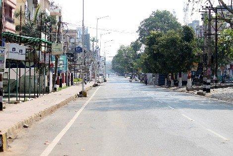 Street in Patna City