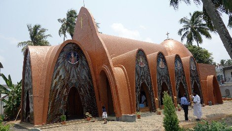 St George Church in Kochi