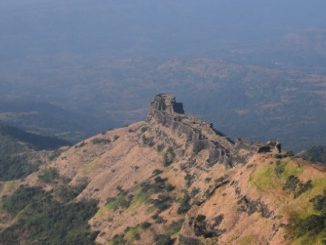 Rajgad Fort near Pune