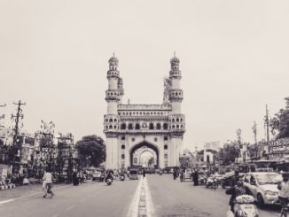 Charminar Moument in Hyderabad
