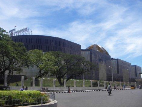 City Hall in Chennai