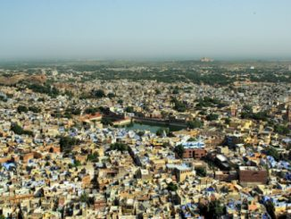 View across Jodhpur City