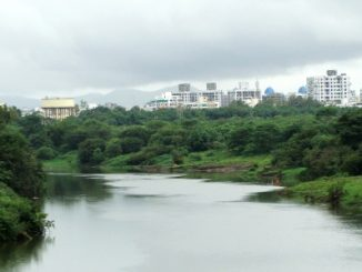 Mutha River in Pune