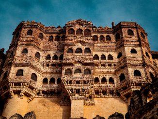 Mehrangarh Fort in Jodhpur